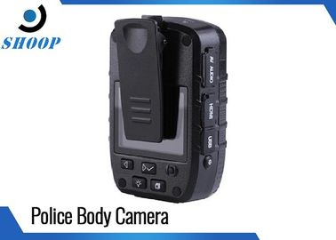 Full HD 1296P Police Body Cameras Car Mode With 140 Degree Wide Angle Lens